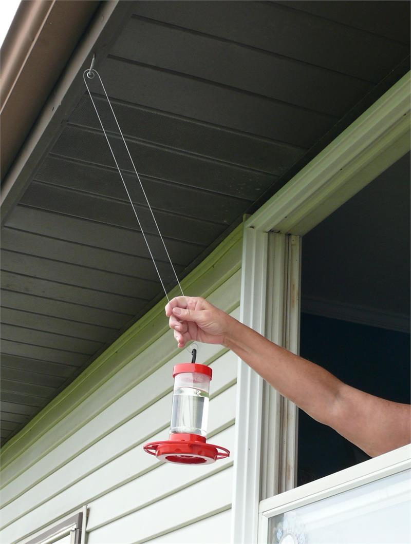 24 Quot Hummingbird Feeder Hanger With Hooks